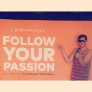 Follow Your Passion. Do it!