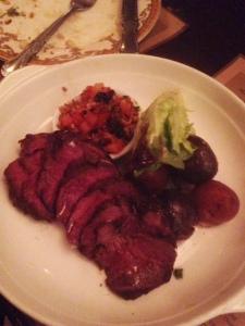 The Grilled Hanger Steak