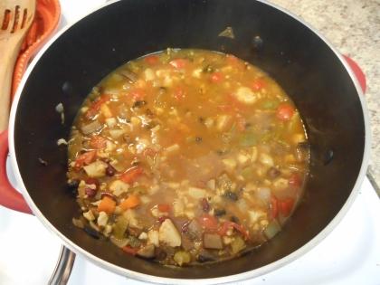 Vegan Chili 12