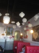 Lanterns and art!