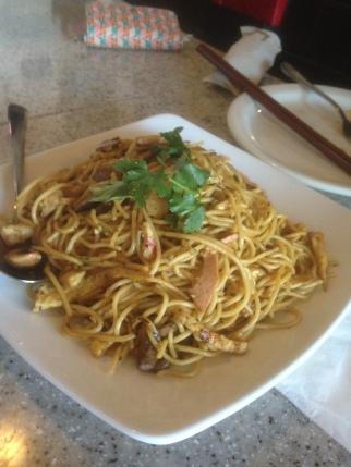 Mitasie Garlic Noodle