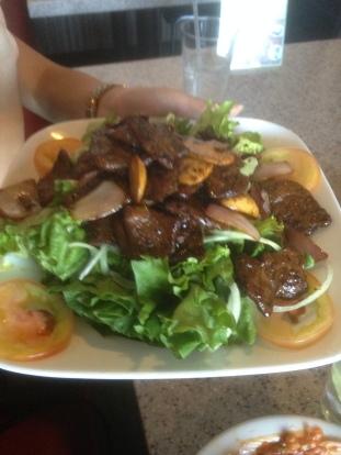 Mitasie Shaking Beef