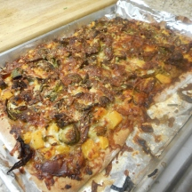 Bake 15-20 minutes until cheese is melted and gooey and the outer rim of the dough is golden brown...