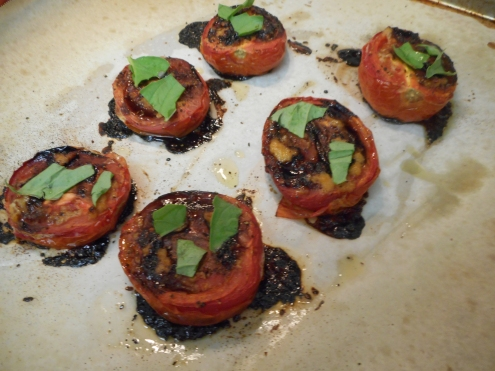 Balsamic Tomatoes 7