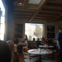 Cafe Gratitude Interior 3