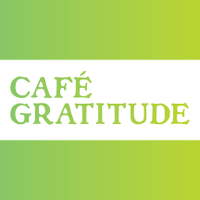 Image result for Cafe Gratitude logo