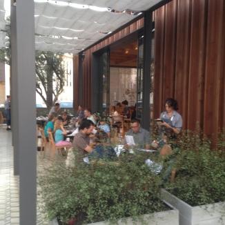 Nice patio!