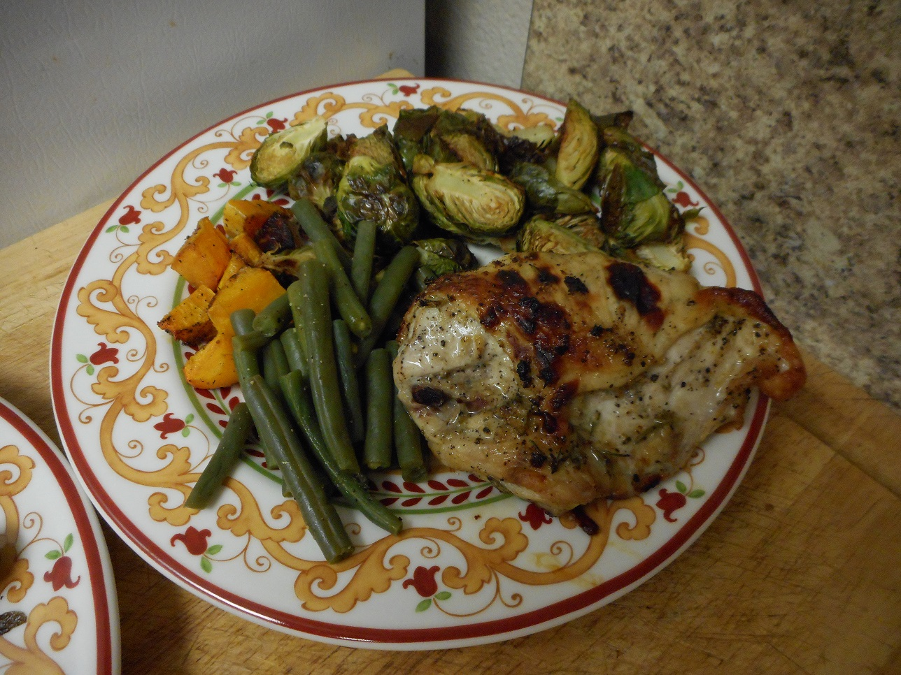 Garlic Rosemary Chicken 011.JPG