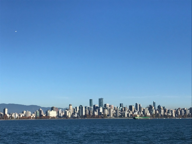 Vancouver from the Bay